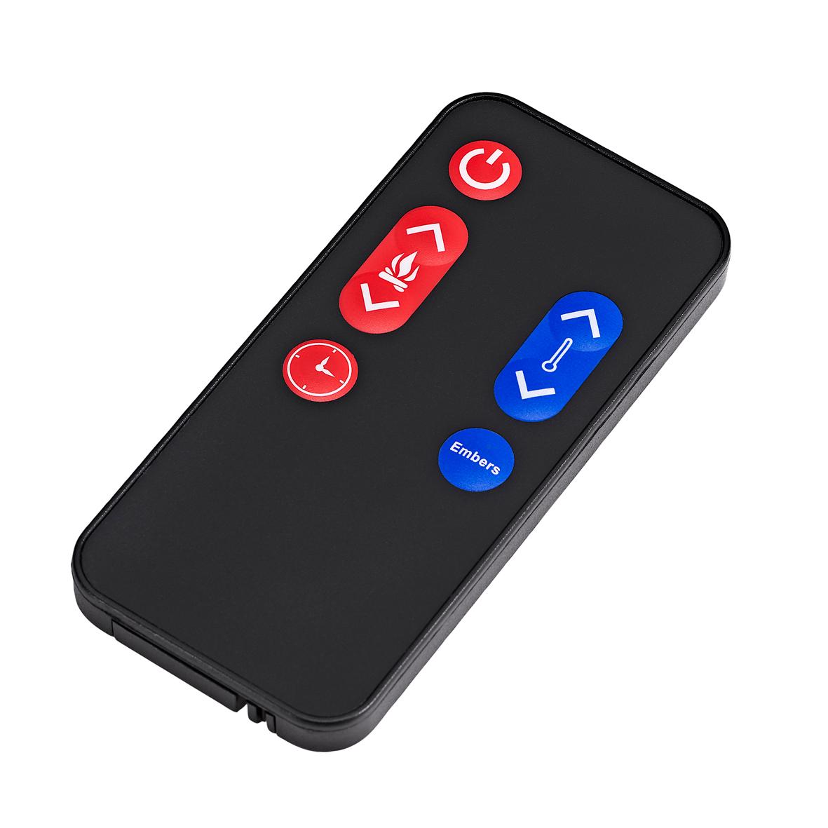 Shaftesbury/ Charmouth/ Osmington Electric Fire Remote Control Handset V1 (Pre-Dec 2017)