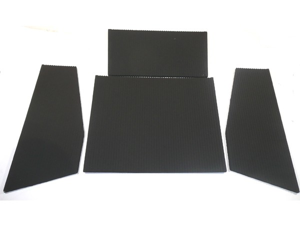 "18"" Ceramic Brick Effect Panel Set"