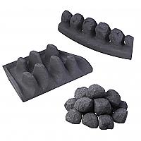Full Depth Coal Effect Ceramic Kit