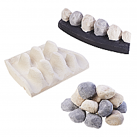 Full Depth Pebble Ceramic Kit